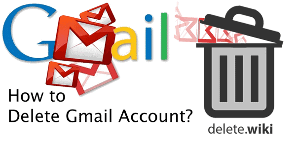 How to Delete Gmail Account?