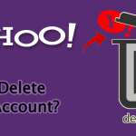How to Delete Yahoo Account?