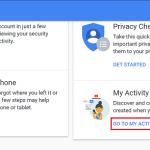How to Clear Search History?