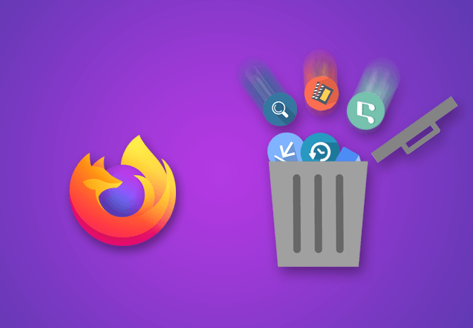 Clear Firefox History and Downloads