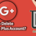 How to Delete Google Plus Account?