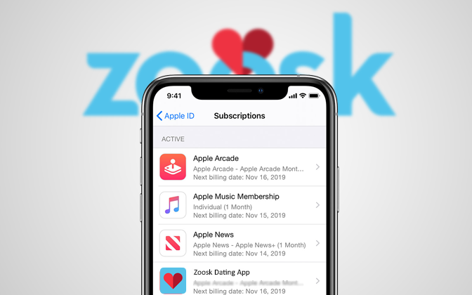 How to Cancel your Zoosk Subscription in 2021 - Delete.Wiki