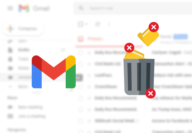 Delete Labels in Gmail